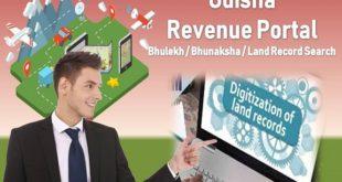 Odisha Revenue Portal