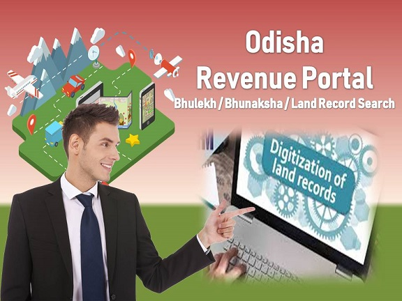 Odisha Revenue Portal