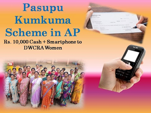 Pasupu Kumkuma Scheme In Andhra Pradesh (1)