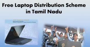 free laptop scheme tamilnadu