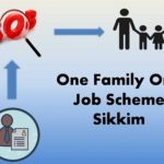 one family one job sikkim