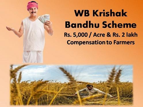 wb krishak bandhu scheme