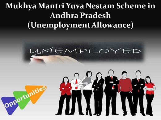 Mukhya Mantri Yuva Nestam Scheme in Andhra Pradesh