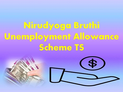 Nirudyoga bruthi Unemployment Allowance Scheme In Telangana