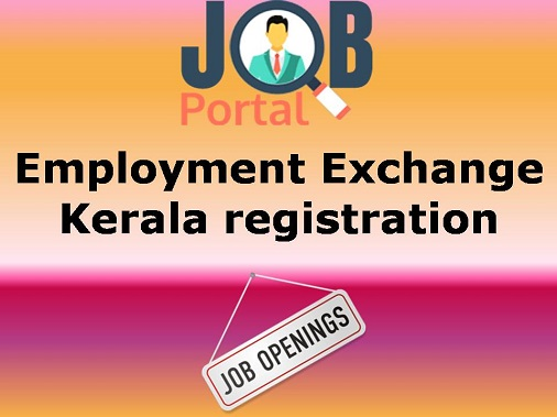 Employment Exchange Kerala registration