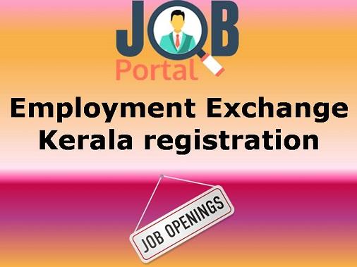 Employment Exchange Kerala registration