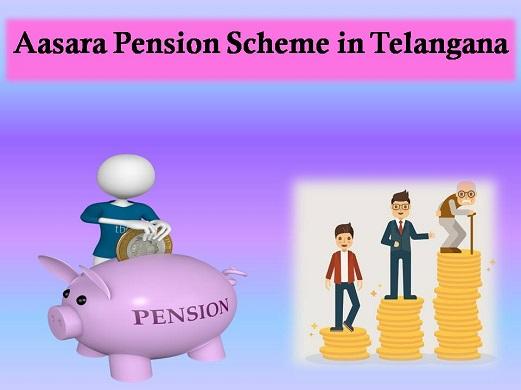 Aasara Pension Scheme ts