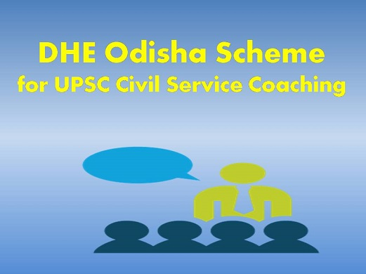 DHE Odisha Scheme