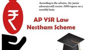 YSR Law Nestham Scheme AP 2019 1