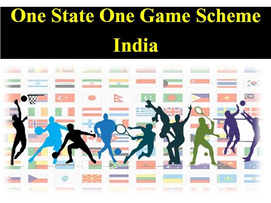 One State One Game Scheme India