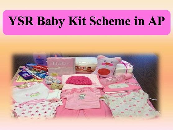 YSR Baby Kit Scheme in AP