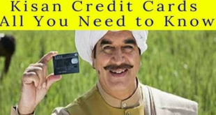 Kisan Credit Card (KCC) Online Application Form
