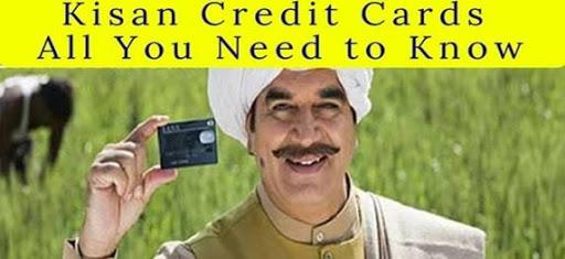 Kisan Credit Card (KCC) Online Application Form