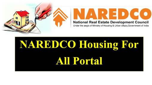 NAREDCO Housing For All Portal