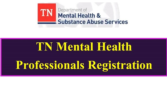 TN Mental Health Professionals Registration