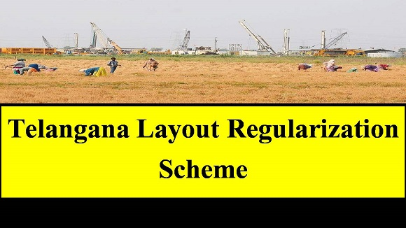 Telangana Layout Regularization Scheme